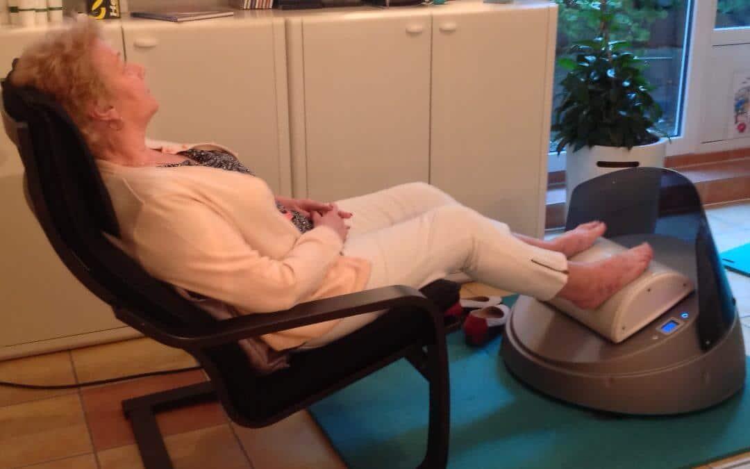 Schnelle Hilfe für Diabetiker Füße mit BMS PERL – Genau das Richtige für…….